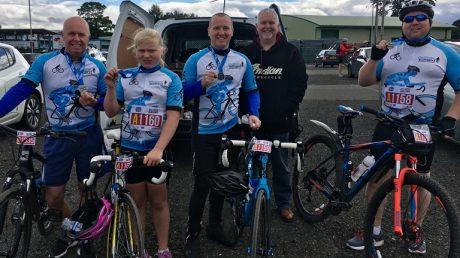 Pedal for Scotland 2017