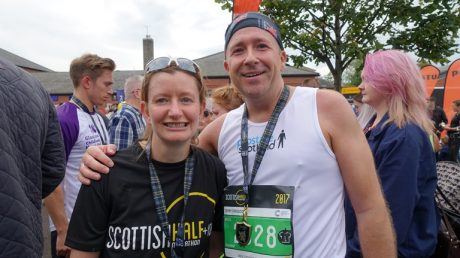 Scottish Half Marathon 10K