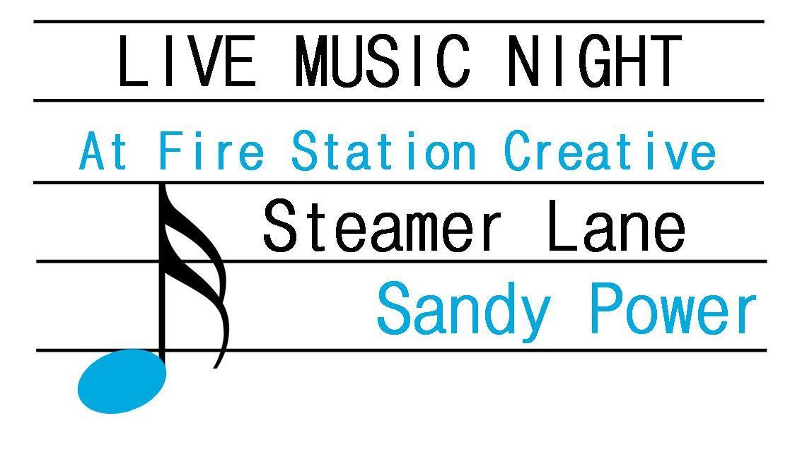 Steamer Lane Sandy Power