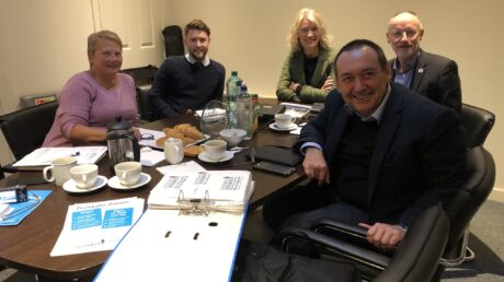 Prostate Scotland hosts meeting