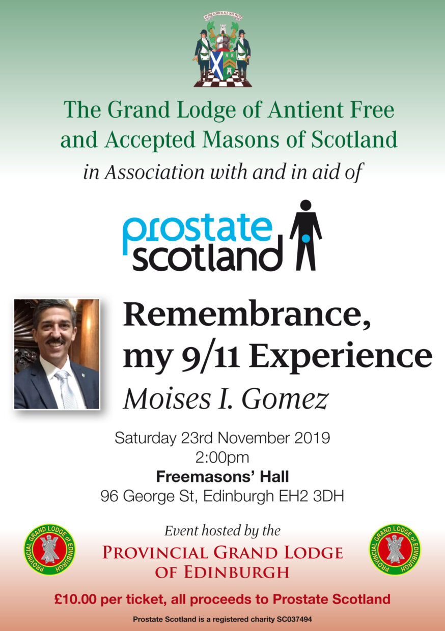 Grand Lodge event 2019