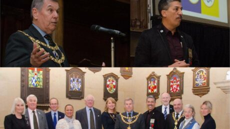 Images from Grand Lodge Event