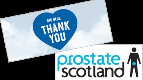 Big Blue Thank You