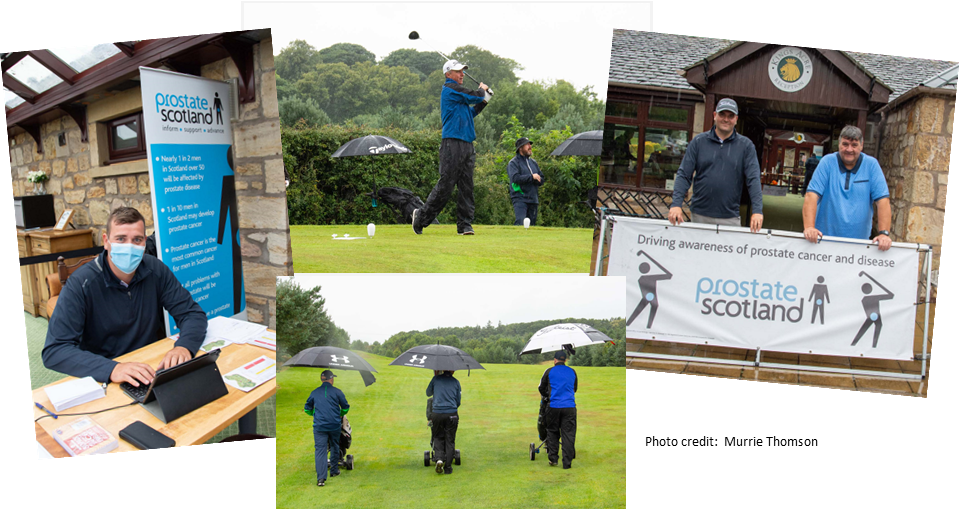 Charity Golf Tournament Image