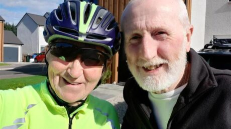 Hazel's Prost8 14 day Cycling Challenge