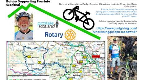 Joe's 54 mile Suie Classic Cycle