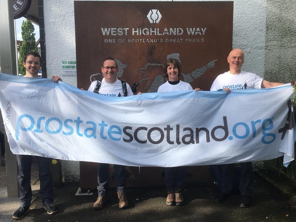 West Highland Way Team