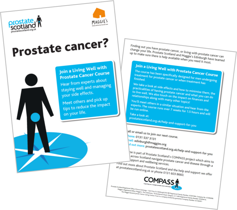 Living Well with Prostate Cancer Course