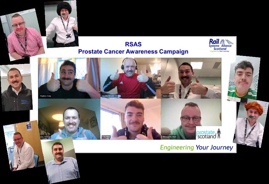 RSAS Prostate Awareness Campaign