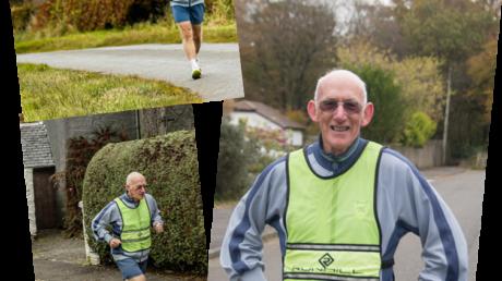 Adrian Ward Running Challenge
