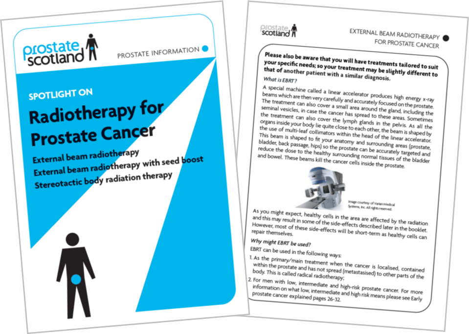 Radiotherapy booklet