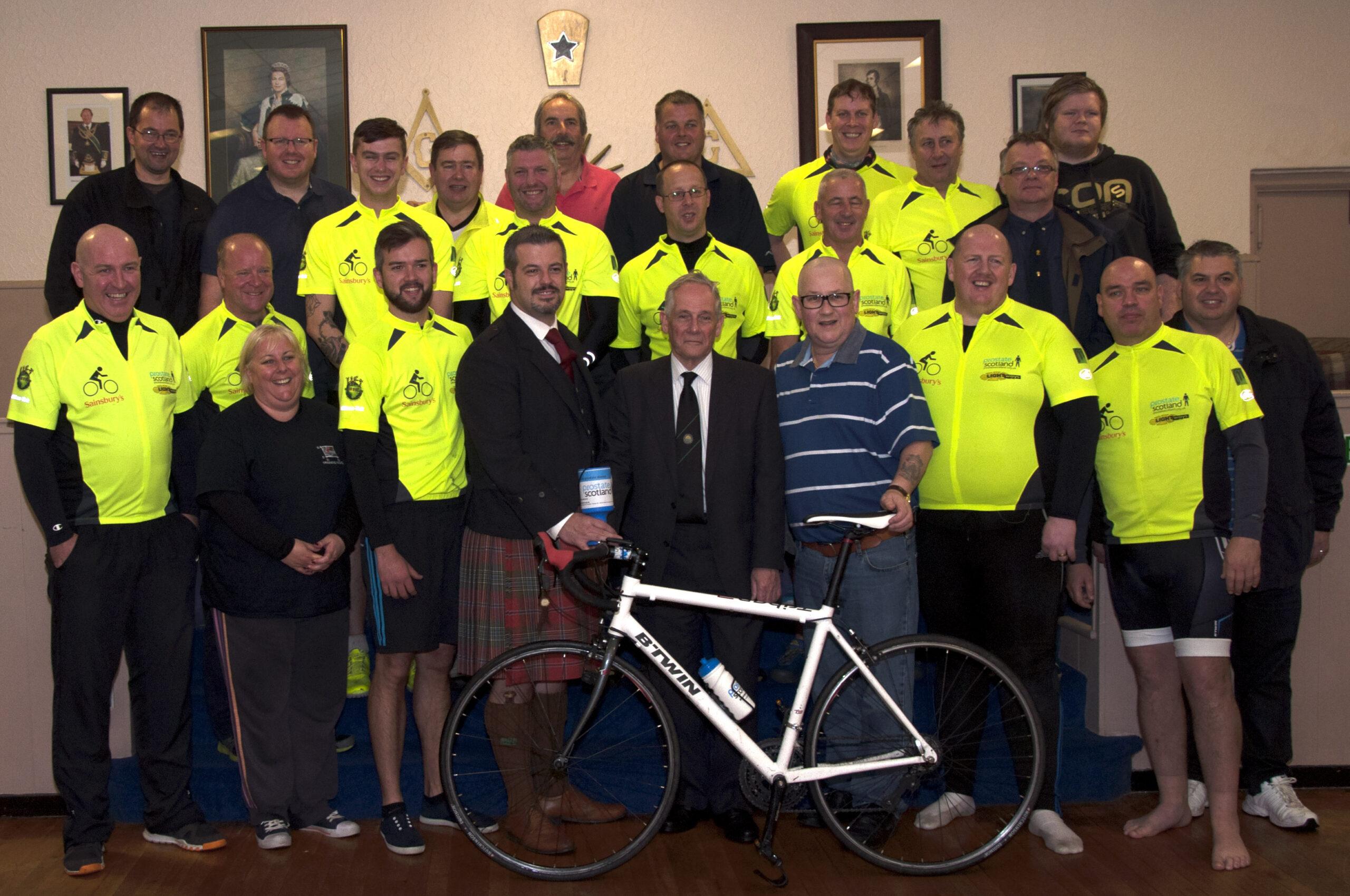 Stirlingshire PGL Ride