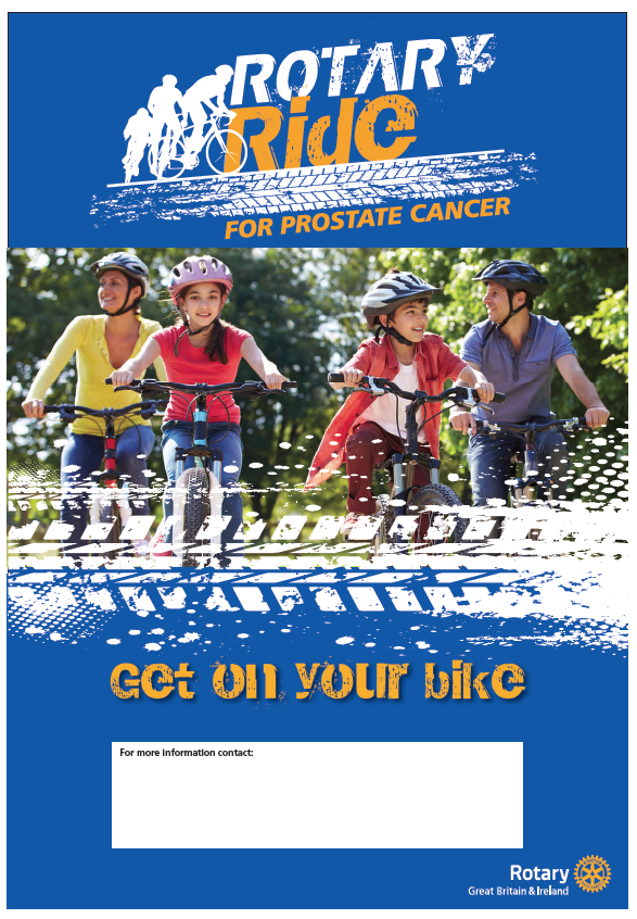 Rotary Ride Poster