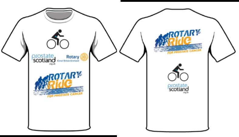 Rotary Ride T shirt